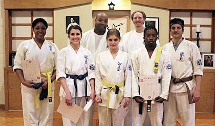 karate essays
