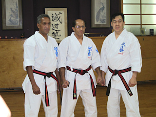 Advanced Black Belt Testing In Seido Karate A Rare And