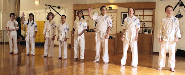 taekwondo black belt thesis