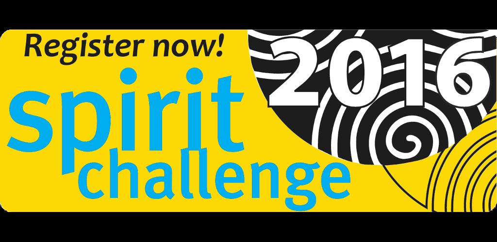 Spirit Challenge 2016!